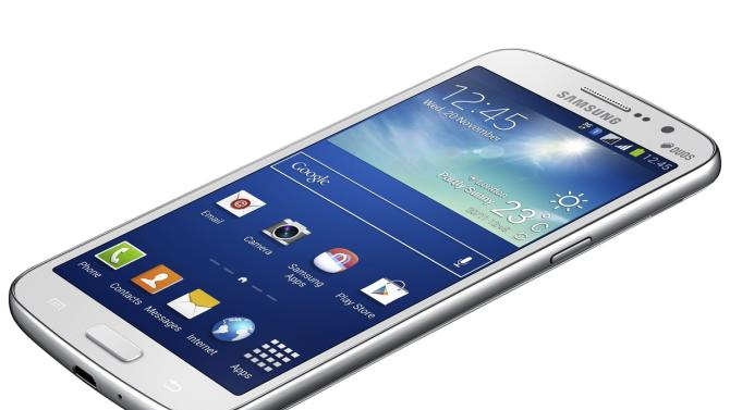 Samsung pops out yet another new smartphone, the Galaxy Grand 2