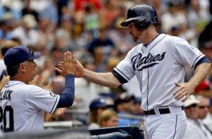 Padres too much for Astros 8-4