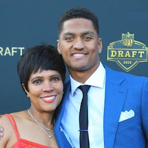 Draft Moms: Judy Johnson