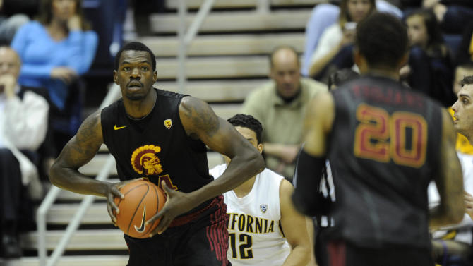 NCAA Basketball: Southern California at California