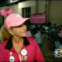 Day 2 Of Race For The Cure 3-Day Underway