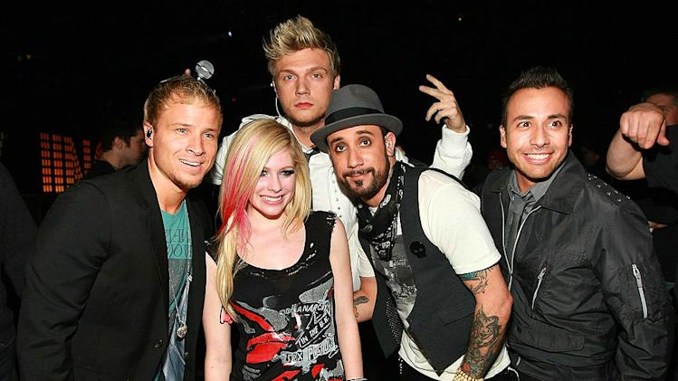 Lavigne Backstreet Boys JB