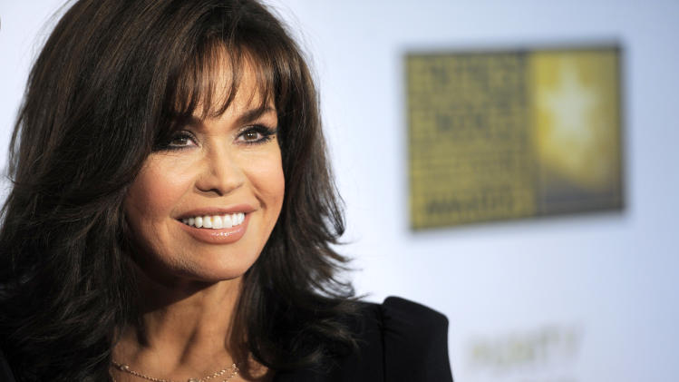 Hallmark Channel, Marie Osmond talk show parting