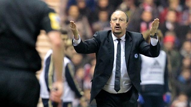 Rafa Benitez (AFP)