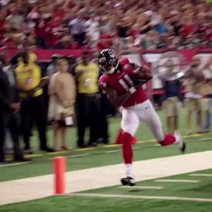 Can Atlanta Falcons WR Julio Jones be stopped?