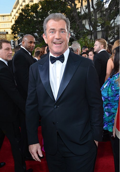 "NBC's ""70th Annual Golden Globe Awards"" - Red Carpet Arrivals: Mel Gibson"
