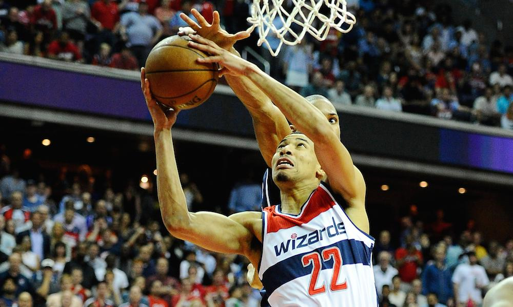 Report: Wizards exercise option on Otto Porter