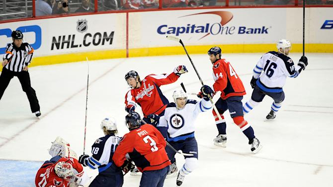 Winnipeg Jets v Washington Capitals