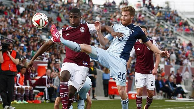 Colorado Rapids' Oscar Pareja believes forwards Edson Buddle, Gabriel Torres can work together