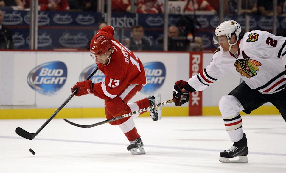 Red Wings seem set up for success in shift to East