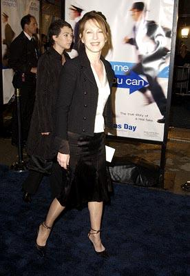 Nathalie Baye at the Hollywood premiere of Dreamworks' Catch Me If You Can
