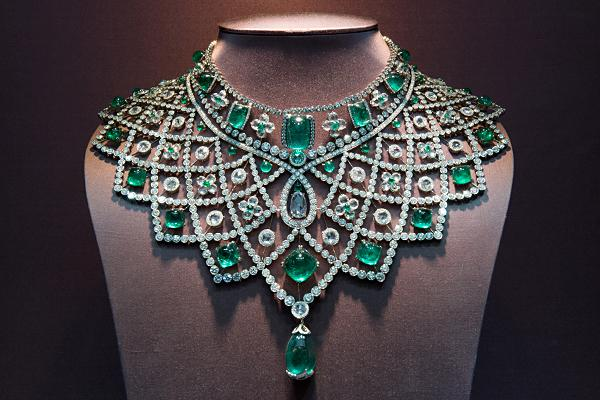 Faberge: Romanov Necklace Price: $3.1 million