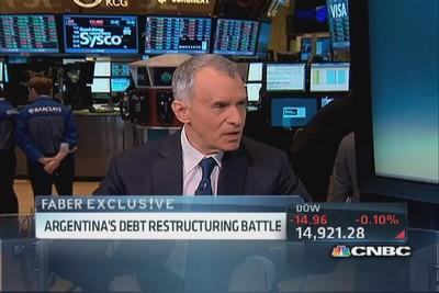 Will Argentina ever restructure its debt?