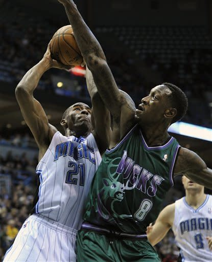 Ellis leads Bucks past Magic 107-98