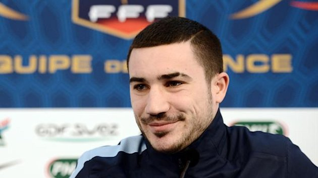 2013 Clairefontaine Friendly game France Allemagne Alessandrini