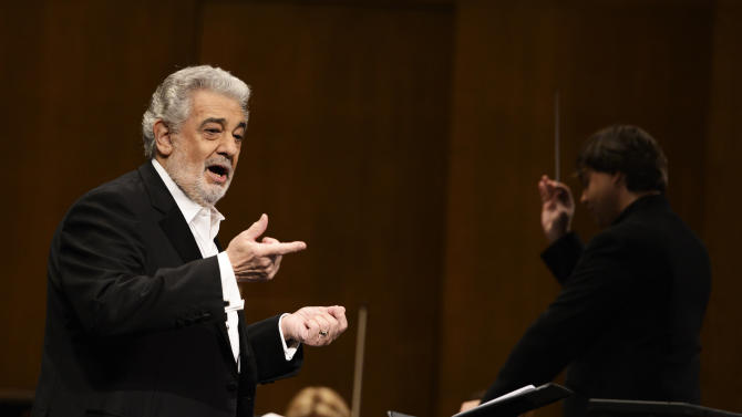 Placido Domingo may cancel more shows