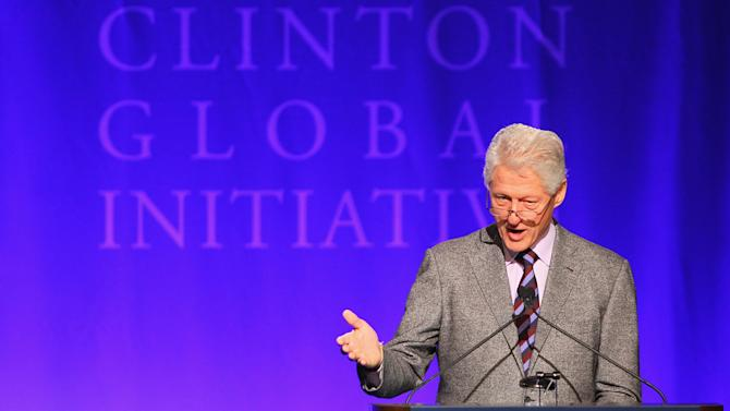 Clinton Global Initiative University - Day 1