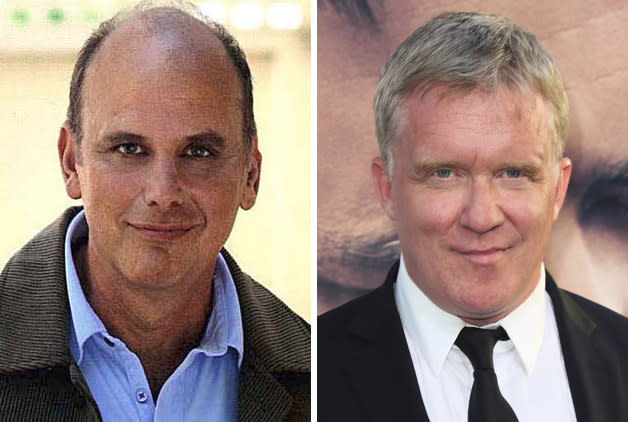 Kurt Fuller Has Appointment With 'Phil'; Anthony Michael Hall Joins 'Live By Night'
