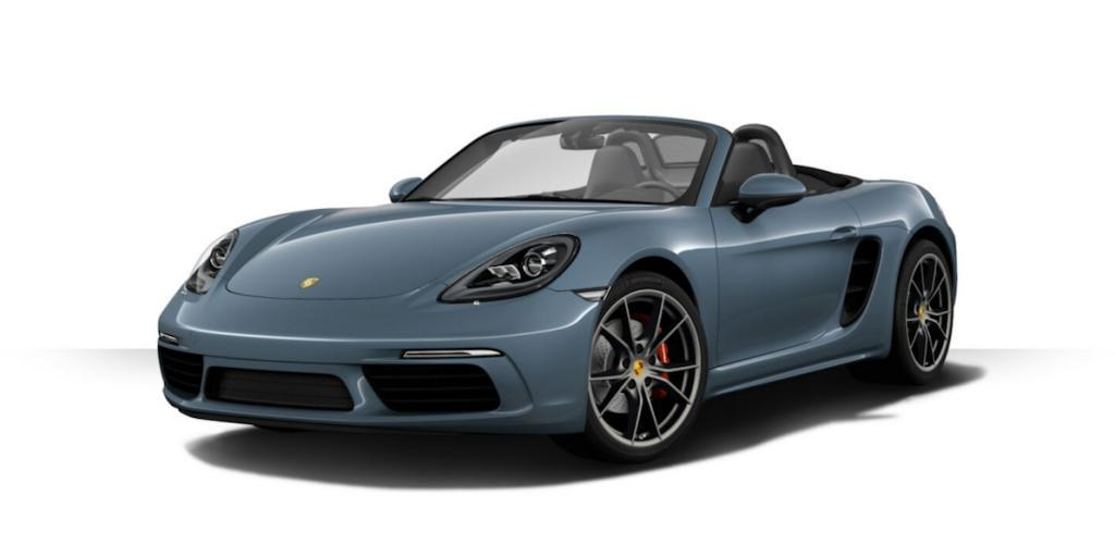 How Will You Configure Your New Porsche 718 Boxster?