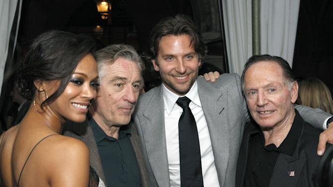 SILVER LININGS PLAYBOOK Event In LA With David O. Russell, Bradley Cooper And Robert DeNiro, Hosted By Lexus And Purity Vodka