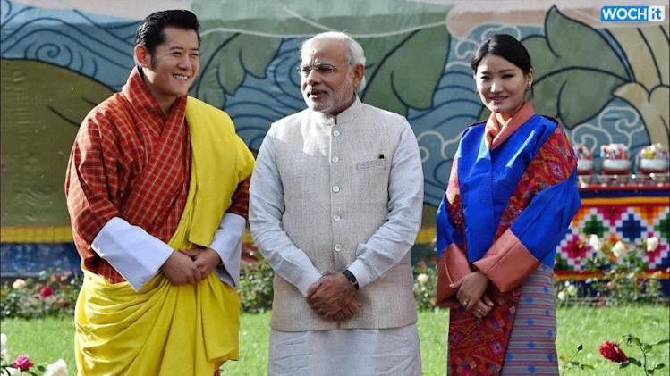 India's Modi Eyes Breakthrough Nuclear Pact On Japan Trip
