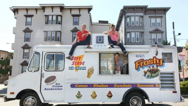 Uber Will Deliver You Ice Cream Friday
