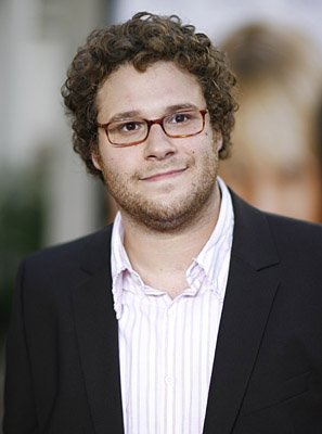 Premiere: Seth Rogen at the LA premiere of Universal's You, Me and Dupree - 7/10/2006