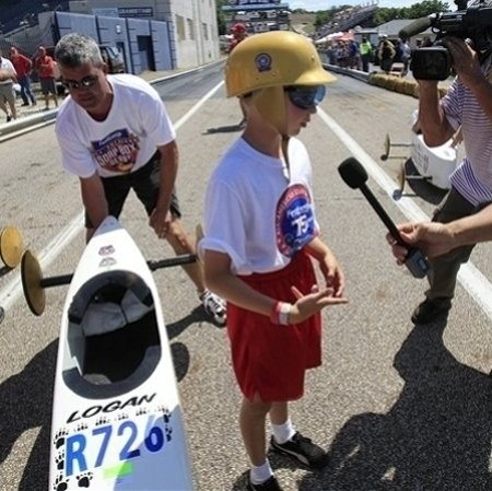 Ohio girl overcomes crash to win at Soap Box Derby The Associated Press Getty Images Getty Images Getty Images Getty Images Getty Images Getty Images Getty Images Getty Images Getty Images Getty Image
