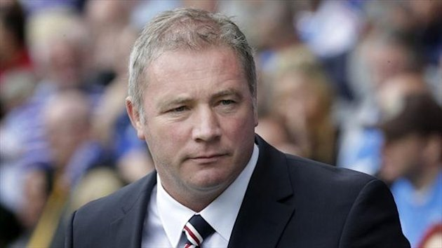 Ally McCoist wants Rangers to make amends against Forfar