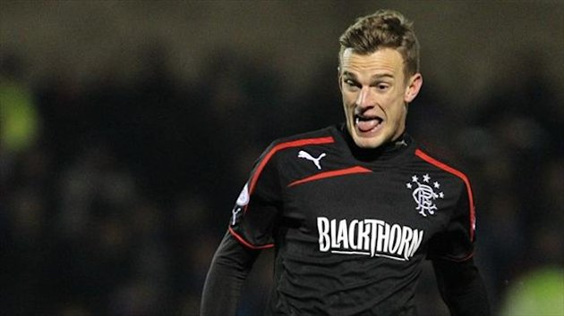 Dean Shiels wants to remain at Rangers