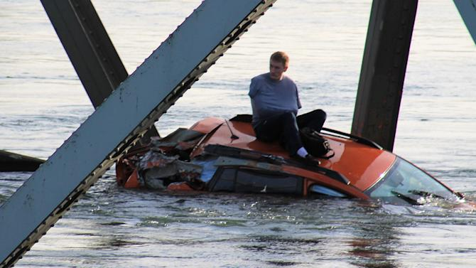 Wash. I-5 bridge collapse caused by oversize load