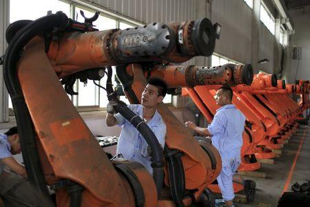 Weak China Aug factory, services point to further economic slowdown
