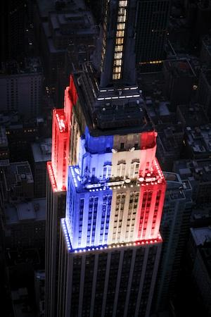 CNN Turning Empire State Building Into a Giant Election Results Meter