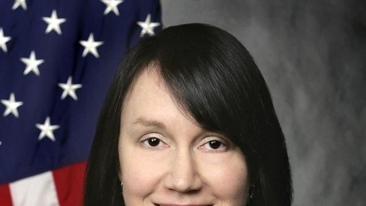 "This image released by the Nuclear Regulatory Commission shows commissioner Kristine L. Svinicki in Washington, March 17, 2008. Senate Republicans are chiding the White House for failing to renominate Svinicki, who publicly complained that the panel's Democratic chairman was an intimidating bully. Senate Minority Leader Mitch McConnell of Kentucky denounced the ""curious lack of action'' on Svinicki's reappointment to the NRC and called further delay unacceptable. Svinicki and three other NRC commissioners complained publicly to Congress last year that NRC Chairman Gregory Jaczko's actions could compromise nuclear safety. (AP Photo/NRC)"