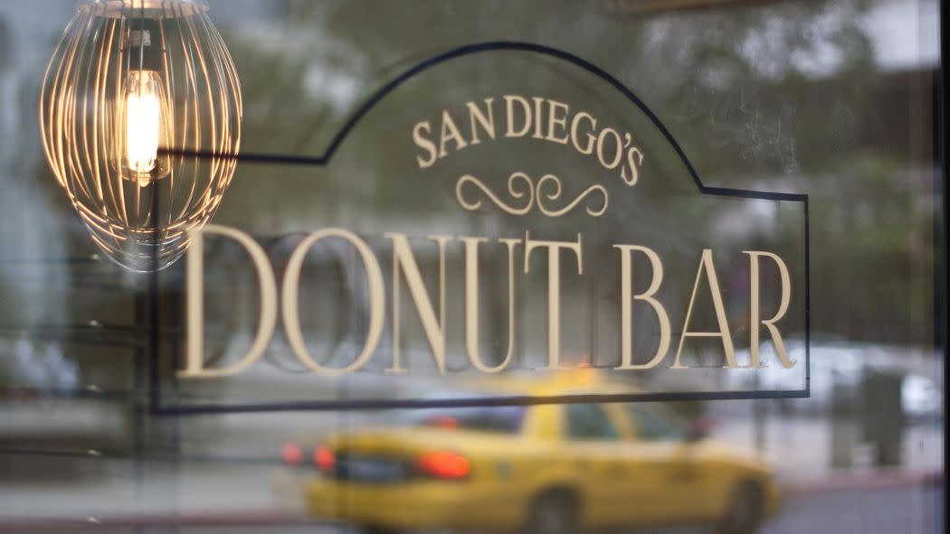 San Diego's Donut Bar Bringing Its Vermont Maple Glaze to Las Vegas