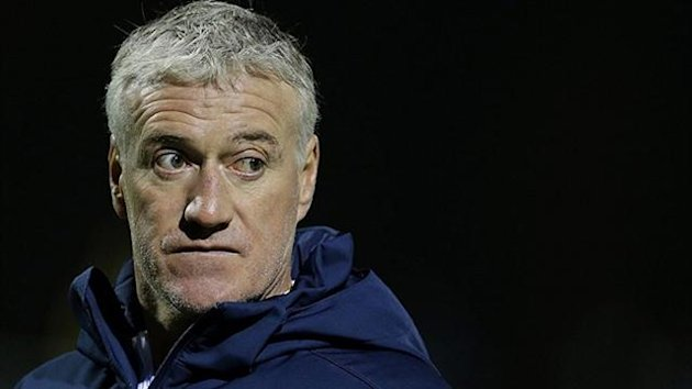 France manager Didier Deschamps (Reuters)