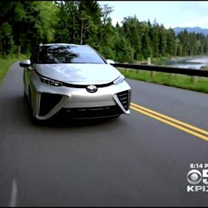 Carmakers Bet On Hydrogen Despite Pollution Concerns