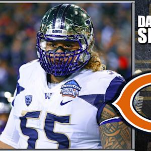 120 NFL Mock Draft: Chicago Bears Select Danny Shelton