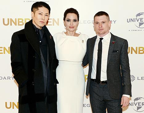 Angelina Jolie Wins Christmas Day Box Office With Unbroken, Bests Into the Woods