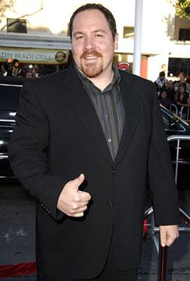 Jon Favreau at the Westwood premiere of Universal Pictures' The Break-Up