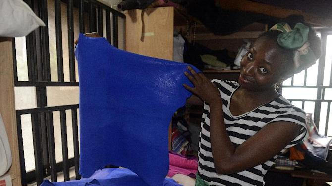 The north of Kenya has long been known for its high-quality leather which designer Zainab Ashadu turns into clutch purses and handbags that sell overseas for between 150-800 euros