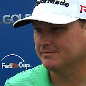 Chad Campbell comments after Round 1 of the Zurich Classic