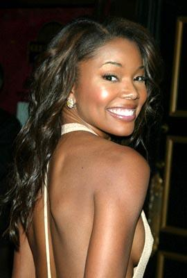 Gabrielle Union at the New York premiere of Warner Brothers' Cradle 2 The Grave