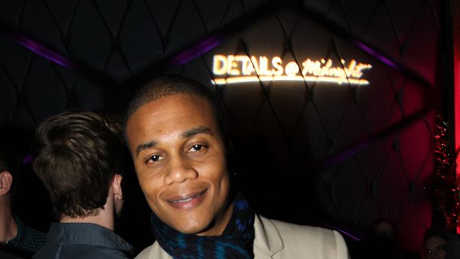 Cory Hardrict at DETAILS @ Midnight LA with Azealia Banks on Wednesday, Nov. 14, 2012 in Los Angeles. (Photo by Matt Sayles/Invision for DETAILS Magazine/AP Images)