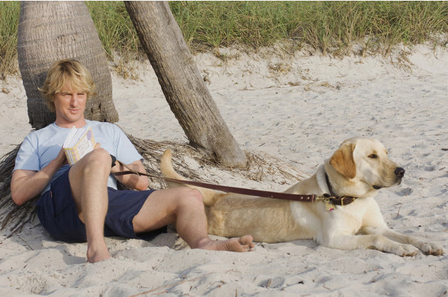 Owen Wilson Marley & Me Production Stills 20th Century Fox 2008
