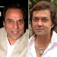 Dharmendra Encourages Son Bobby Deol To Take Fitness Seriously!