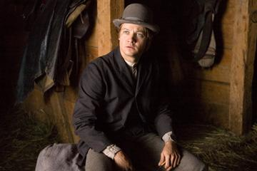 Jeremy Renner in Warner Bros. Pictures' The Assassination of Jesse James by the Coward Robert Ford