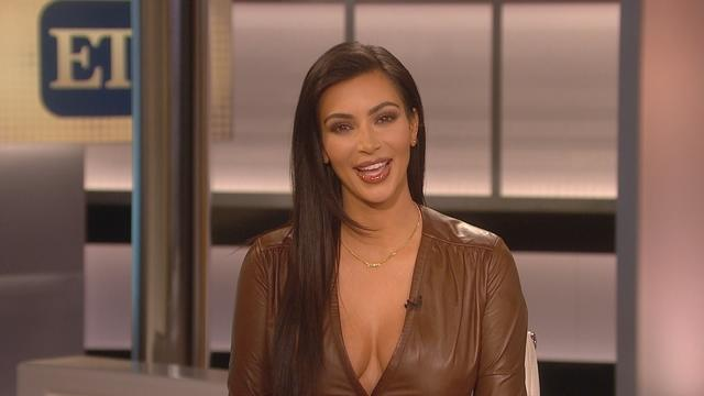 Kim Kardashian Responds to Backlash for Cropping North West Out of Selfie