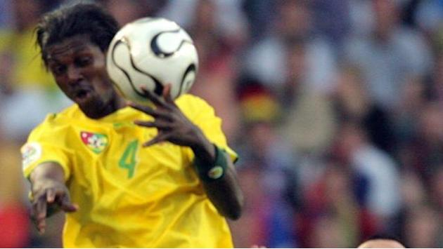 African Cup of Nations - Togo federation overruled coach on Adebayor