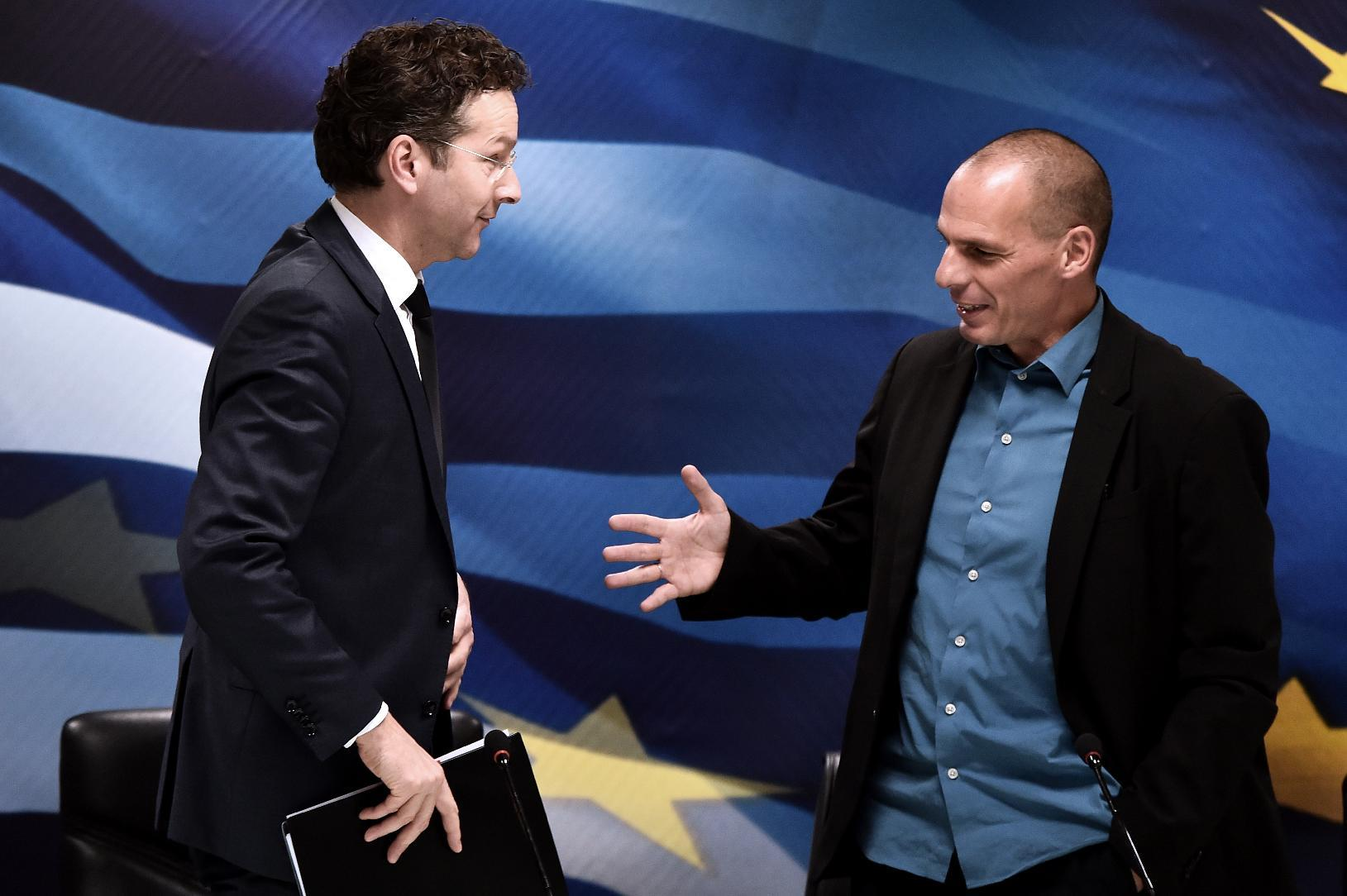 New-style Greek government breaks with past